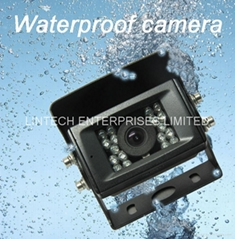 Waterproof car rear view camera(LC-018D)