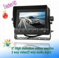 5 inch Light vehicle car surveillance kitLW-050-B