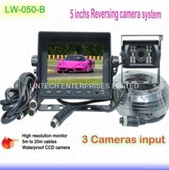 5 inch 2013 Hot car surveillance kit LW-050-B