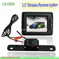 3.5 inch  wireless Easy to install Car