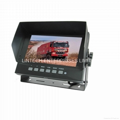 "7"" TFT LCD Color Monitor"