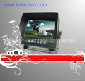 "7"" TFT LCD Color Monitor Rear View Backup CCD Camera System Car Truck Au LM-7502"