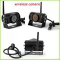 7inch wireless reversing camera system (LS-7006W)
