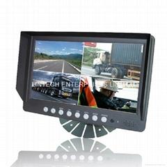9 inches Digital LCD qua