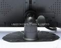 9 inches Digital LCD quad monitor 4 Video Inputs (LM-090Q-B)