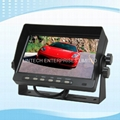 7 Inch Digital LCD Quad Car Rearview Camera Monitoring system (LW-070-A3) 4
