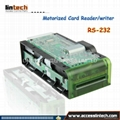 New product motorized motor card reader/writer