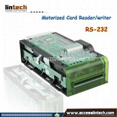New product motorized motor card reader/writer