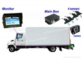 2014 NEW Design Forklift Truck rear parking sensor with Buzzer