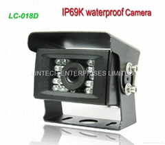 650TVL SONY CCD IP69 Waterproof Rear view Camera