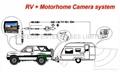 7 Pin trailer plug Truck trailer rear view camera systems