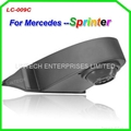 IP68 waterproof SONY CCD Mercedes Benz Sprinter rear view camera