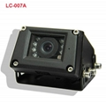 650TVL Sony CCD Heavy duty vehicles  Auto side view camera