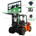 Cable Reel for Fork lift truck