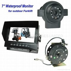 7 inch Forklifts Camera