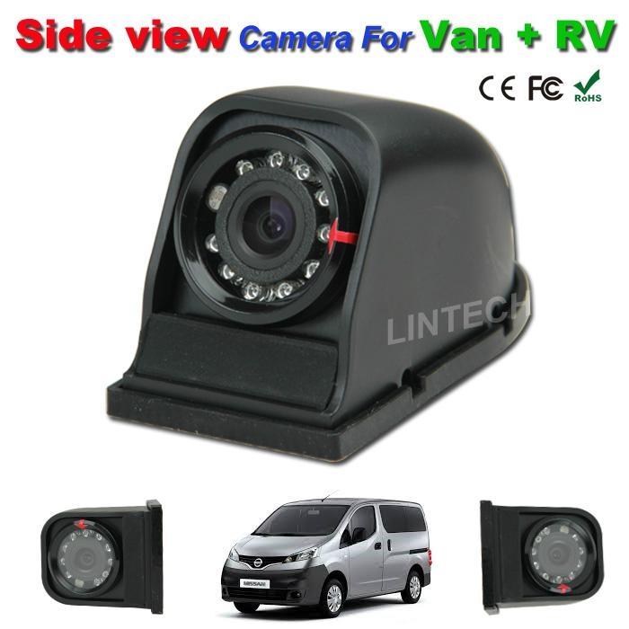 Side View Camera For Sprinter Van 1