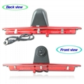 2015 New hight mounted third stop lights Camera for Ford Transit Van 2014~2015