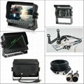 Night Vision Auto Truck Rearview System