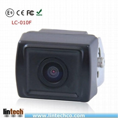 Stainless Steel Bracket Waterproof Mini CMOS Cameras For Parking Assist