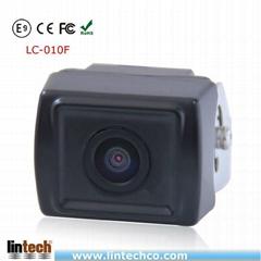 Stainless Steel Bracket Waterproof Mini CMOS Cameras For Parking Assist