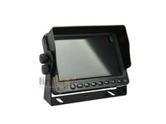 LM-050S-B 5 inches 3CHs Video Input High Brightness HD LCD Car Monitor 16:9