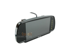 LM-070M-A 7″ Car Mirror Monitor With High Brightness LCD Screen