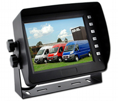 5.6″ TFT LCD Car Monitor for commercial Vans