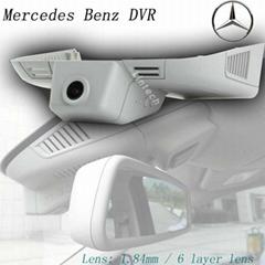 1296P Hidden Mercedes Benz DVR Wifi