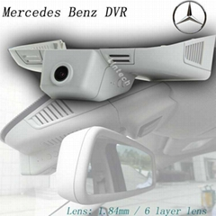 1296P Hidden Mercedes Benz DVR Wifi