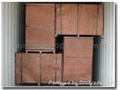 package of exported plywood