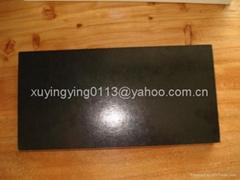 黑色覆膜板