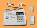 无线遥控智能电话联网报警系统