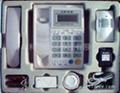 自带电话机电话联网防盗报警器