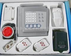 4防區 電話連網防盜報警器