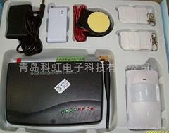 科虹GSM無線智能防盜報警器