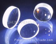 Optical doublet lens