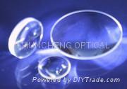 Double convex lens 1