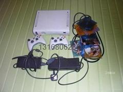 Xbox360白色遊戲機轉讓