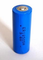 ER18505M锂亚电池 ER18505M A型 3.6V锂亚电池