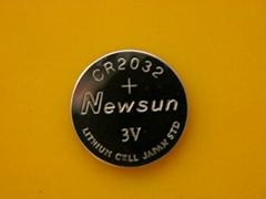 CR2032 3.0V Button-cell Li/MnO2 Battery