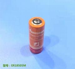 ER18505M 3.6V锂亚电池