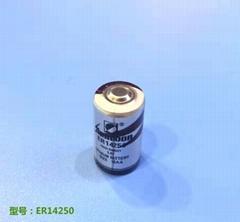 ER14250 3.6V锂亚电池
