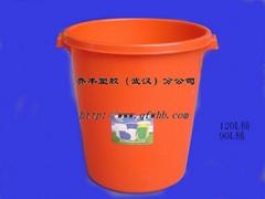 武漢塑料桶環保垃圾桶