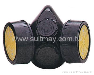 Half-Mask Respirator  1