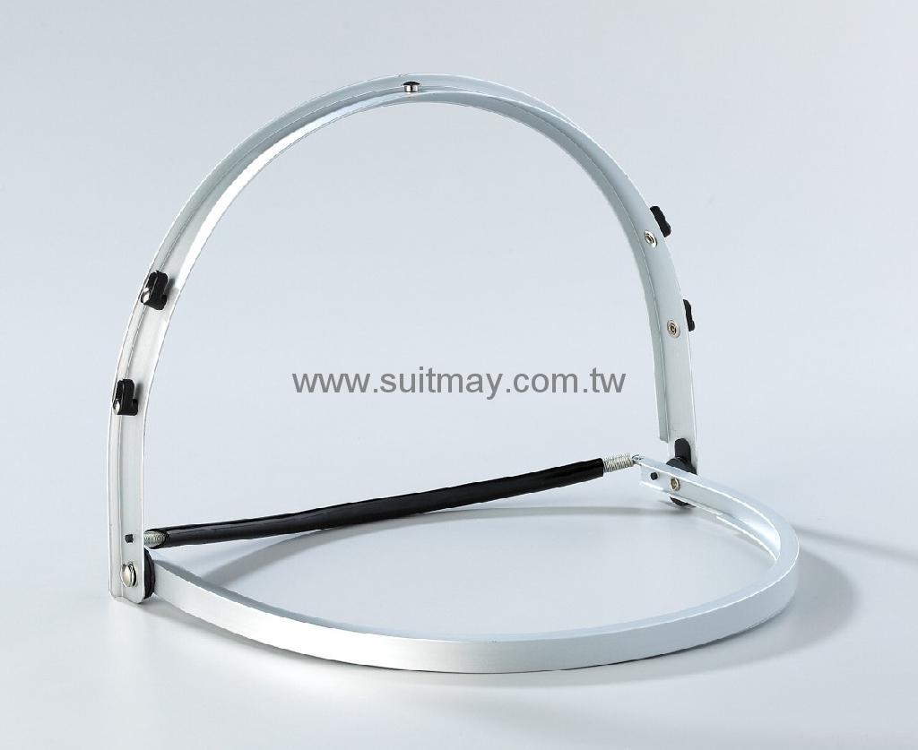Aluminium Visor Bracket  1