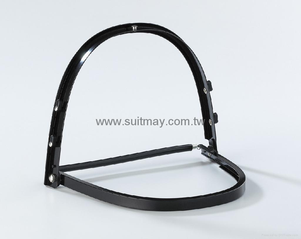 Aluminum / Semi-Aluminum / Plastic Visor Bracket  1