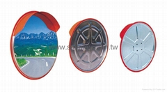 Traffic Convex Mirror (Stainless Steel)