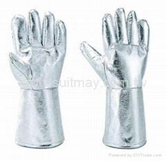 Aluminum Glove