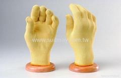 Cut-Resistance Kevlar Glove