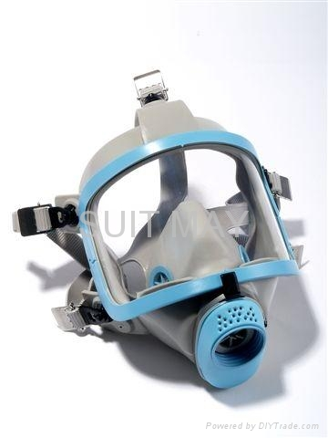 Full-Face Respirator  1